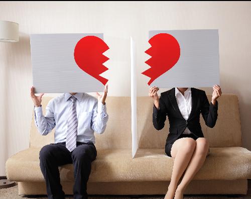 結婚相談所の成婚料 破局