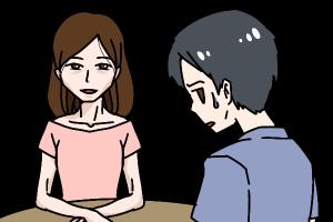 結婚相談所 無理なダイエットでやつれた彼女