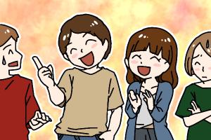 結婚相談所 京都 くだらない話でもよく笑ってくれる女性